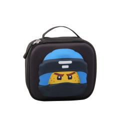 LEGO-樂高兒童保溫午餐盒-立體時尚幻影忍者-藍色